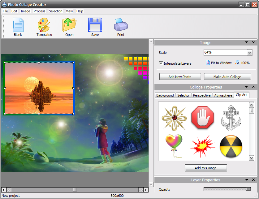 picture Photo Collage Creator 4.21 2